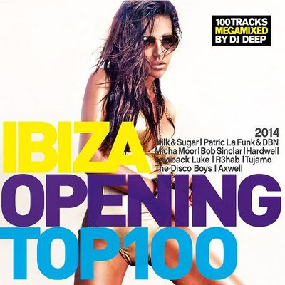 VA - Ibiza Opening Top 100 2014 [2CD] (2014) .mp3 - V0