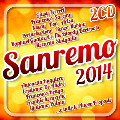 VA - Sanremo 2014 [2CD] (2014) .mp3 - 320kbps