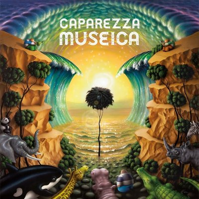 Caparezza - Museica (2014) .mp3 - 320kbps