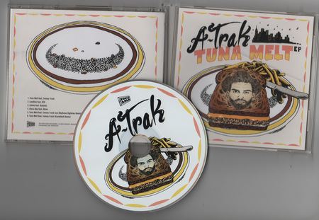 Cover: A-Trak-Tuna Melt-(Retail Ep)-2013-C4