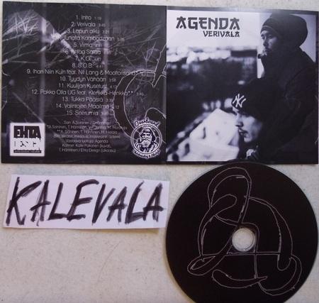 Cover: Agenda-Verivala-Fi-2013-Kalevala