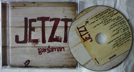 Cover: Ganjaman-Jetzt-De-2012-Yard