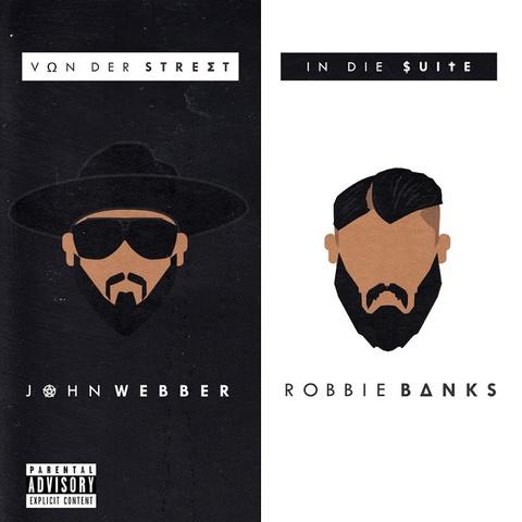 Cover: John Webber And Robbie Banks - Von der Street in die Suite-WEB-DE-2017-ENTiTLED