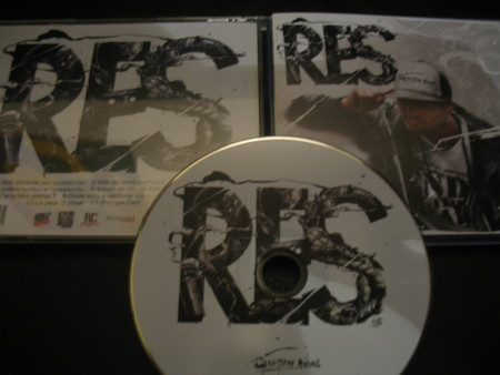 Cover: Res-Caractere Animal-Cd-Fr-2013-Fr3Sh