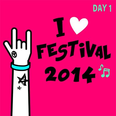 VA - I Love Festival 2014 - DAY1 (2014) .mp3 - 320kbps