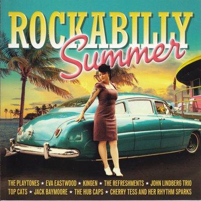VA - Rockabilly Summer (2014) .mp3 - V0