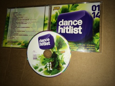 DANCE HITLIST VOL. 1 2014 [ ALBUM ORIGINAL ]