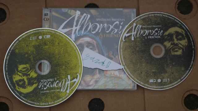 Cover: Alborosie - Specialist Presents Alborosie And Friends-(VPGS7016_1)-2CD-2014-YARD