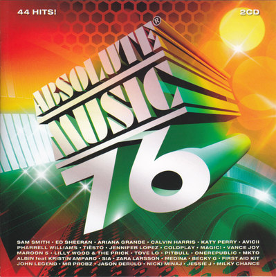 VA - Absolute Music 76 [2CD] (2014) .mp3 - V0