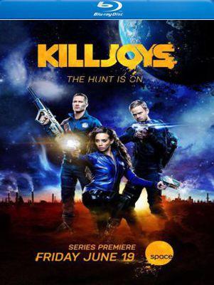 Killjoys - Stagione 1 (2017) (Completa) BDMux 720P ITA ENG DD5.1 AC3 x264 mkv