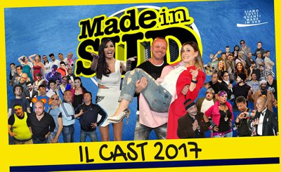 Made in Sud (2017) (Completa) HDTV ITA AC3 Avi