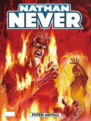 Nathan Never 232 - Poteri mentali (09/2010)
