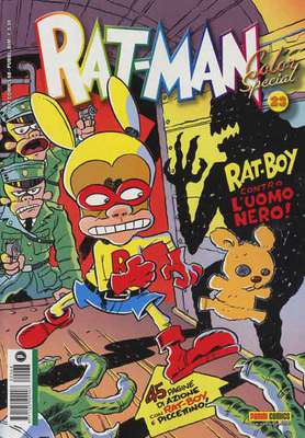 Rat-Man Color Special 23 (2012)