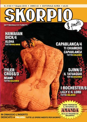 Skorpio - Anno 42 n. 2153 (2018)