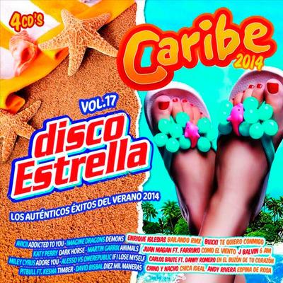 VA - Caribe 2014 + Mas Disco Estrella Vol.17 [4CD] (2014) .mp3 - 320kbps