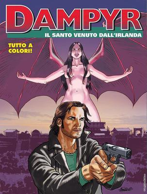 Dampyr - Volume 224 - Il santo venuto dall'Irlanda (11-2018)