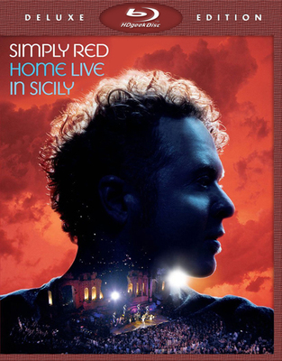 Simply Red: Home - Live In Sicily (2014) [Deluxe Edition] Blu-ray 1080i AVC DTS-HD 5.1