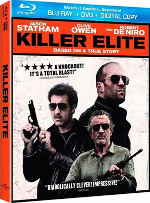 Killer Elite (2011) .avi BDRip AC3 - ITA
