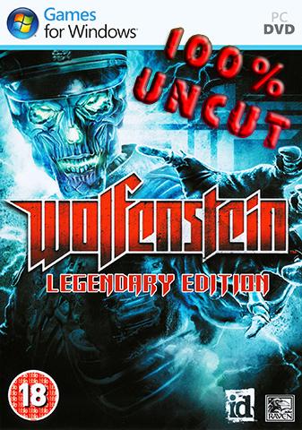 Wolfenstein Legendary Edition UNcUT - iND