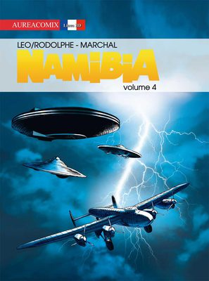 AureaComix Linea BD 014 - Namibia 04 (01-2017)