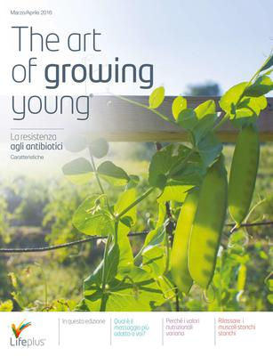 The Art of Growing Young - Marzo/Aprile 2016