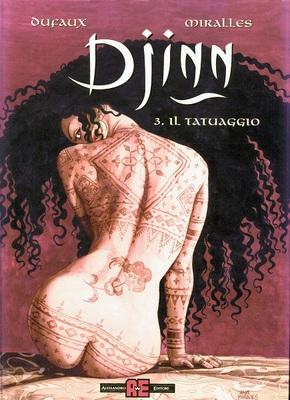 Djinn 3 - Il Tatuaggio (2004)