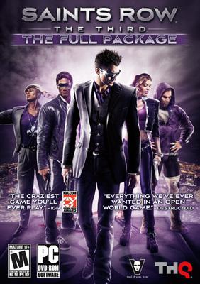 [PC] Saints Row: The Third - The Full Package (2012) Multi - SUB ITA
