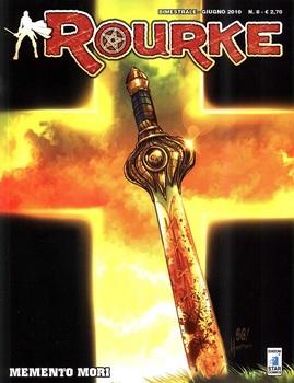 Rourke - Volume 8 - Memento Mori