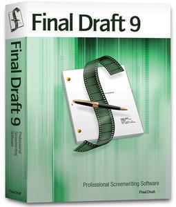 : Final Draft v9.0.6 Build 179