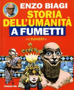 Enzo Biagi - Storia dell'umanità a fumetti Vol.3 - I Sumeri  (1994)