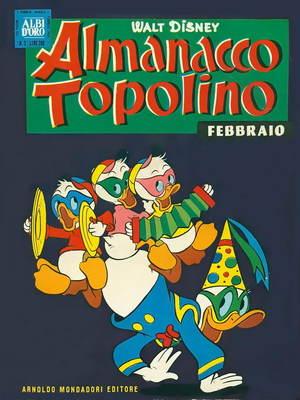 Almanacco Topolino 086 - Febbraio 1964