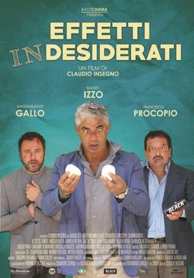 Effetti Indesiderati (2015) .avi DVDRip AC3 - ITA
