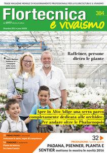 Flortecnica e Vivaismo - Dicembre 2015
