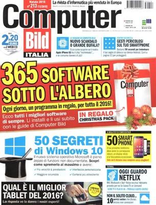 Computer Bild Italia - Natale 2015
