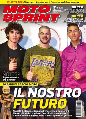 Moto Sprint - 18 Dicembre 2015