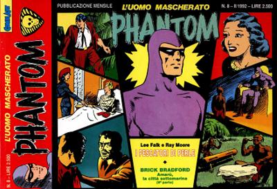L'Uomo Mascherato Phantom - Volume 8 - I Pescatori Di Perle