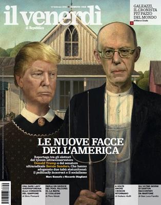 Il Venerdi di Repubblica - 12 Febbraio 2016