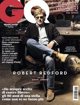 GQ Italia - Febbraio 2016