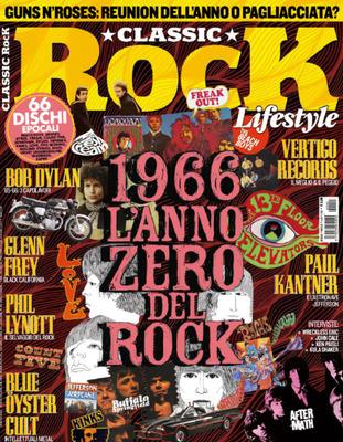 Classic Rock N.40 - Marzo 2016