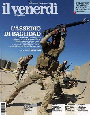 Il Venerdi di Repubblica N.1457 - 19.02.2016