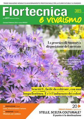 Flortecnica e Vivaismo - Gennaio/Febbraio 2016