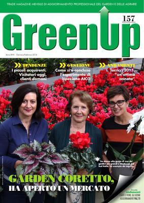 GreenUp - Gennaio/Febbraio 2016