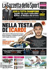 La Gazzetta dello Sport - 12 Maggio 2016