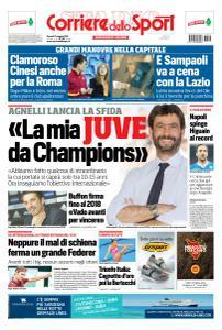Corriere dello Sport - 12 Maggio 2016
