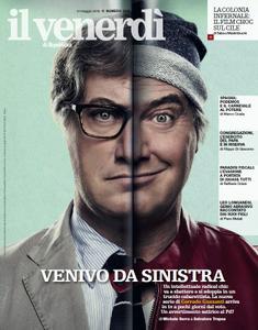 Il Venerdi di Repubblica - 13 Maggio 2016