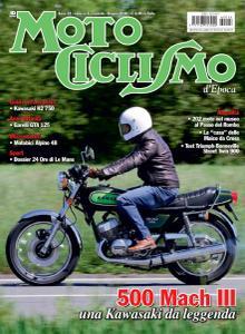 Motociclismo d'Epoca - Giugno 2016