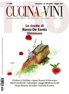 Cucina & Vini No.150 - Aprile/Maggio 2016
