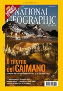 National Geographic Italia - Luglio 2013