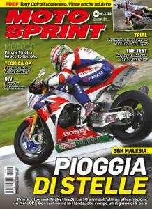Moto Sprint - 17 Maggio 2016