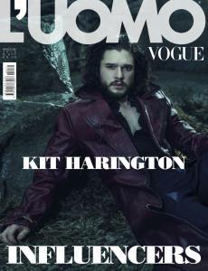 L'Uomo Vogue - Maggio-Giugno 2016